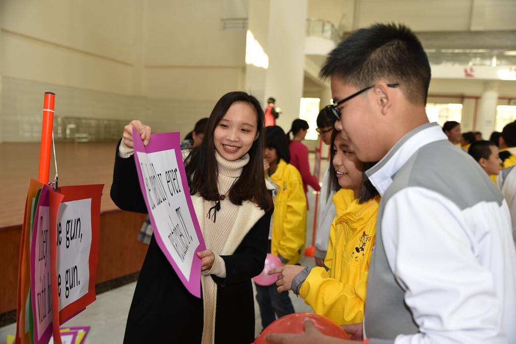 """我校喜迎马来西亚华裔青少年""""中国寻根之旅"""""""